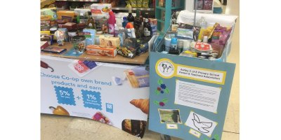 Co Op Community Fundraising for the PTA
