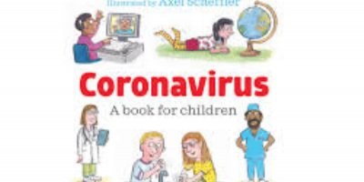Coronavirus, A book for children.